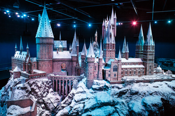 Celebrate Christmas in the Wizarding World