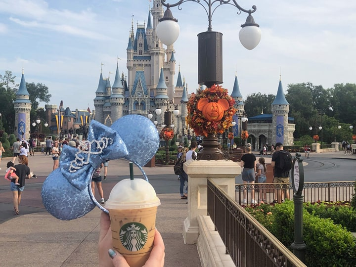 Make This Fall More Magical With A Cinderella Latte From Starbucks!