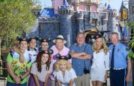 The Goldbergs' visit Disneyland in celebration of their 7th season!