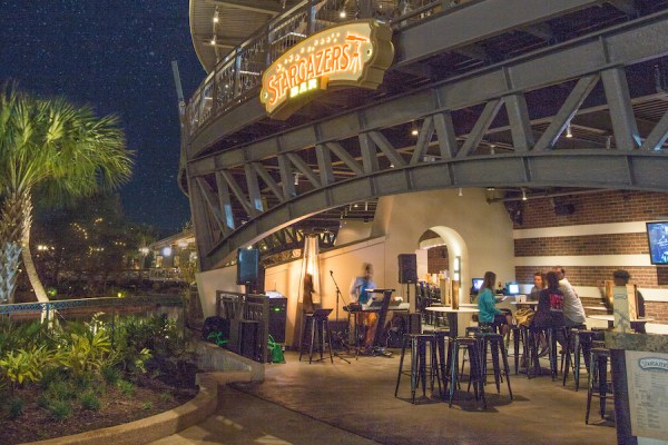 Karaoke Night Now at Stargazers at Planet Hollywood