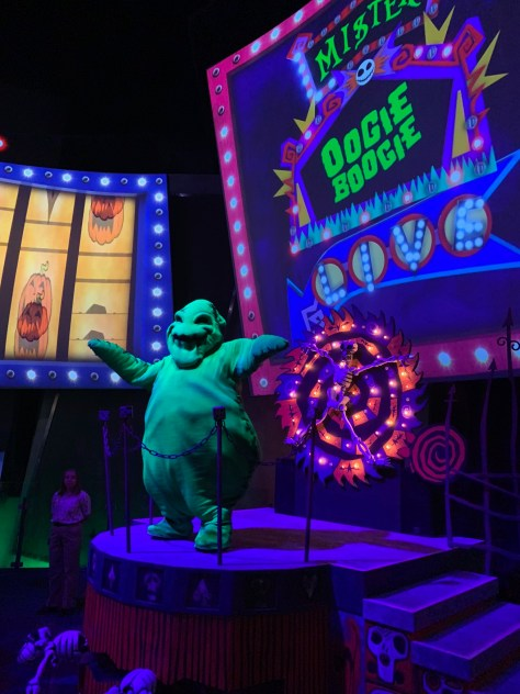 We Have Your First Look Of This Year's Oogie Boogie Bash