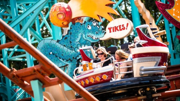 Animal Kingdom's Primeval Whirl Will Only Operate Seasonally From Now On