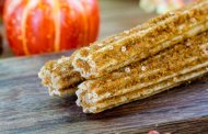 This Pumpkin Spice Churro Is Perfect For The Fall Season