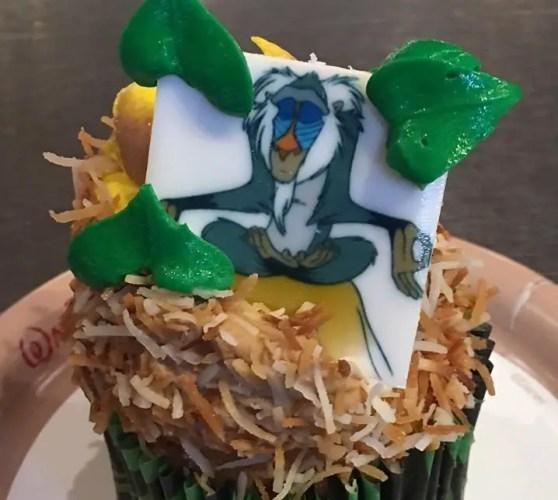 New Rafiki Cupcake Spotted in Animal Kingdom