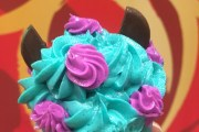 New Adorable Sulley Cupcake Scares Its Way Into WDW!