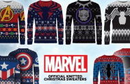 Marvel Ugly Christmas Sweaters Now Available From Merchoid