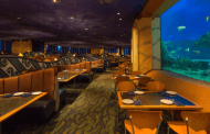 Coral Reef Restaurant in Epcot is offering a Little Mermaid menu for the 30th Movie Anniversary