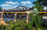 Earl of Sandwich in Disney Springs Wins TripAdvisors' Critic's Choice Award!