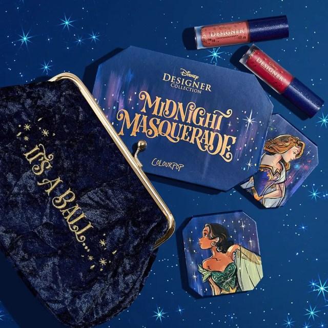 Midnight Masquerade Disney Makeup Collection From ColourPop 13