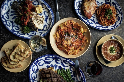 Celebrate Thanksgiving At Mia's Italian Kitchen With A Three Course Dinner