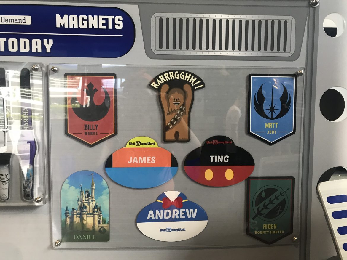 New Customizable Magnets Part of D-Tech Line Up