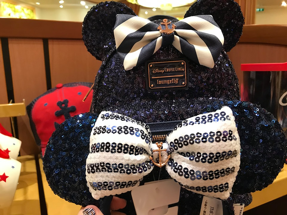 Disney Cruise Line Nautical Navy Collection Sails Away With Style 7