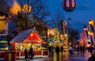 A Magical Enchanted Christmas at Disneyland Paris Disney Village!