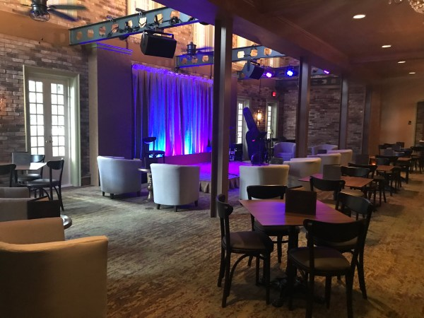 First Look At The New Scat Cat Club At Disney's French Quarter 1