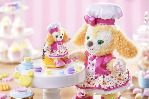 "Duffy's friend CookieAnn Gets a New Name and an Exclusive ""Bespoke"" Merchandise Collection at Hong Kong Disneyland 2"