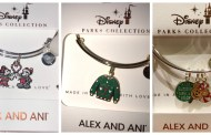 New Alex & Ani Holiday Bangle Bracelets now available at Disney World