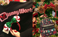 Disney Parks Holiday Merchandise Has Made A Magical Appearance