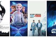 Disney's Upcoming Premium Format Movie Releases from CJ 4DPLEX in 4DX and ScreenX