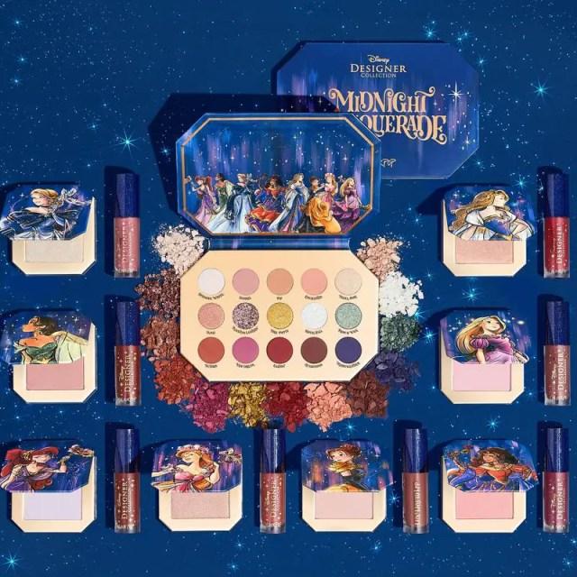 Midnight Masquerade Disney Makeup Collection From ColourPop 2