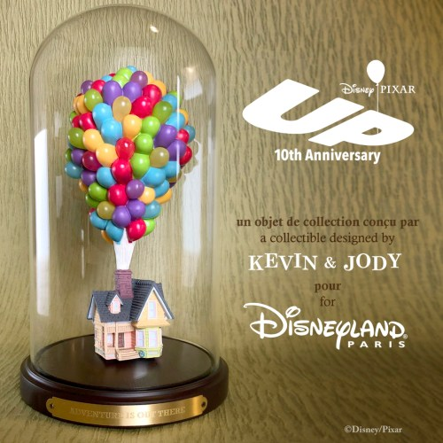 Celebrate the Spirit of Adventure with these Up Collectibles 3