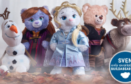 Frozen 2 Build-A-Bear Workshop Collection Is Frosty And Fun