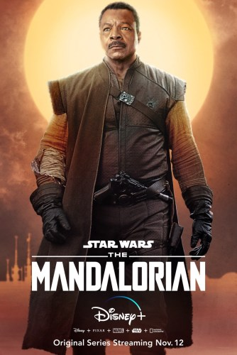 New Trailer and Posters Revealed for 'The Mandalorian' on Disney+ 3