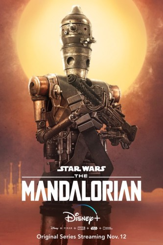 New Trailer and Posters Revealed for 'The Mandalorian' on Disney+ 5
