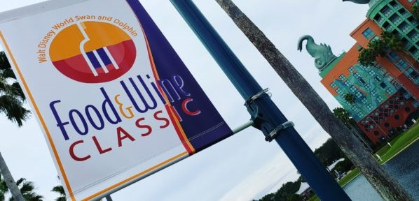 Tickets are still available for the 2019 Swan & Dolphin Food and Wine Classic