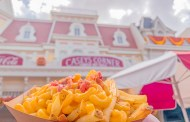 New Bacon Mac n Cheese Fries at Casey's Corner!