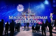 2019 Disney Parks Magical Christmas Celebration Taping at Walt Disney World