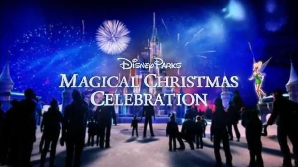2019 Disney Parks Magical Christmas Celebration Taping at Walt Disney World 1