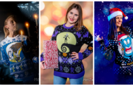 Disney Christmas Sweater Range From Merchoid Is Full Of Festive Fun