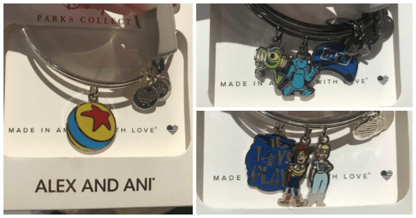 Pixar Bangles From Alex and Ani Take Style To Infinity And Beyond 1