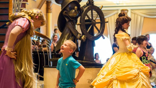 Disney Films Come To Life On Disney Cruise Line Ships