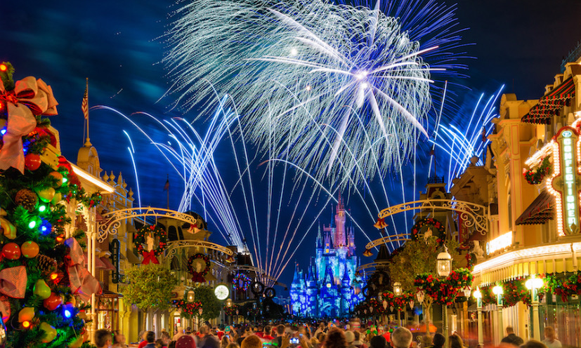 Early Morning Fireworks Testing at Magic Kingdom Planned for Thursday, October 24th