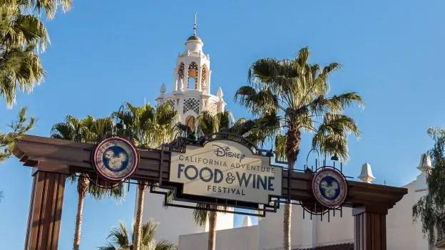 Disney Food And Wine Festival 2020 Dates.Disney California Adventure Food Wine Festival Returns In 2020