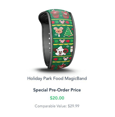 New MagicBand Designs Available For Pre-Order Now! 1
