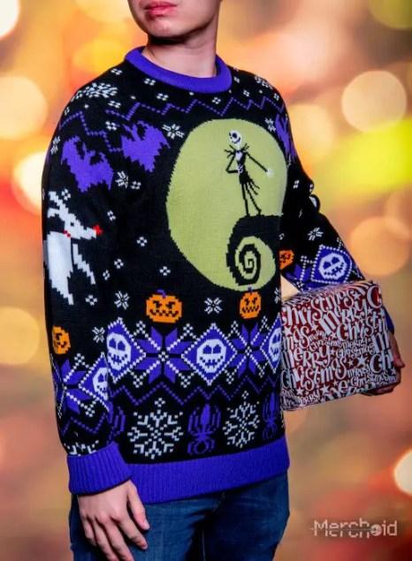 Disney Christmas Sweater Range From Merchoid Is Full Of Festive Fun 4