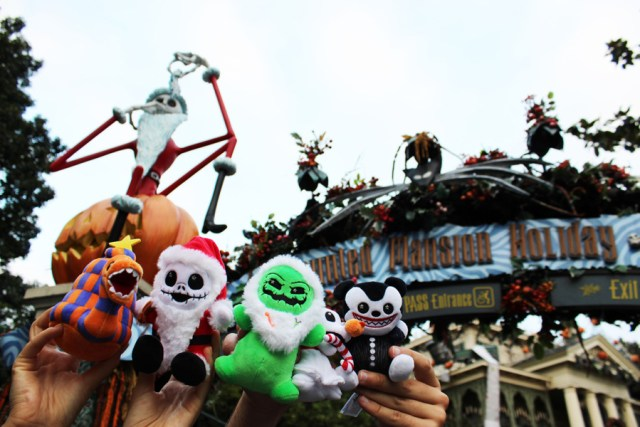 Nightmare Before Christmas Wishables Collection Is Frightfully Fun 2