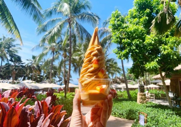 Pumpkin Spice Dole Whip And All Things Halloween At The Aulani Resort