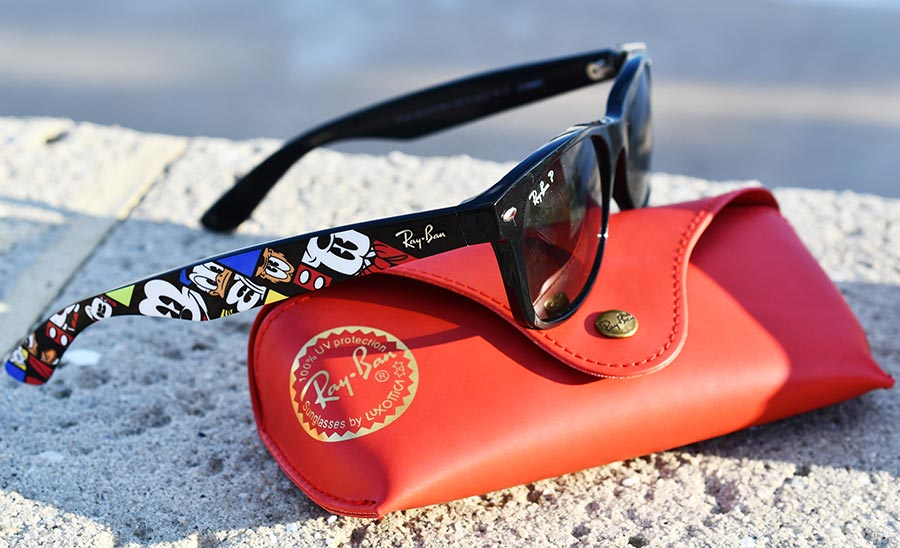New Fab 5 Disney Ray-Ban Sunglasses Coming To Disney Parks
