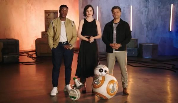 """Enter the Force for Change """"Build My Droid"""" Contest To See Your Droid Appear in A Future Star Wars Project 3"""