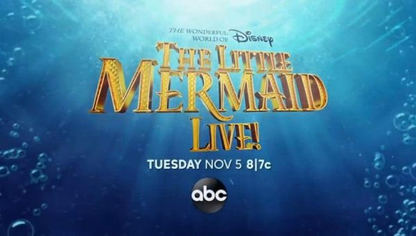 Original Voice of Ariel, Jodi Benson, Appearing in ABC's 'The Little Mermaid Live!' 3