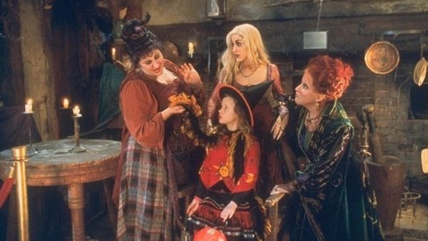 Production for 'Hocus Pocus 2' Continues, Set for Release on Disney+ 2