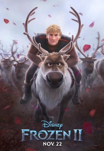 Look Into the Unknown of 'Frozen II' with these New Posters and Teaser Trailer 5