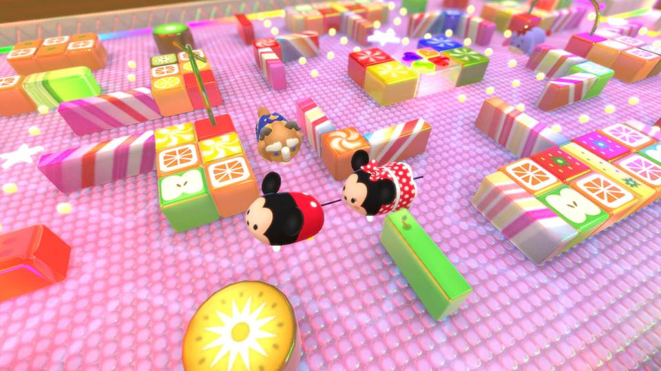 Disney TSUM TSUM FESTIVAL Now On The Nintendo Switch 3