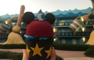 Sorcerer Mickey Cupcake at Disney's All-Star Movies Is Like Magic