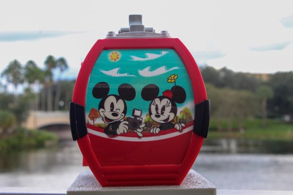 New Disney Parks Exclusive Funko Pop - Disney Skyliner Mickey Mouse 4