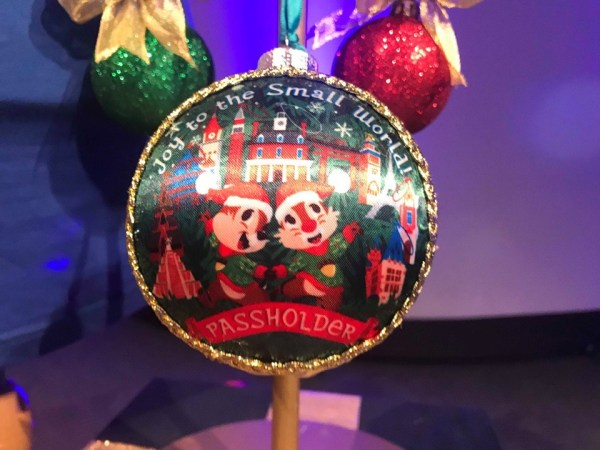 "Chip 'n' Dale Merchandise Coming to ""Festival of the Holidays"" at Epcot! 7"