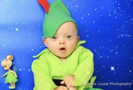 UK Photographer Has Disney Photoshoot With Special Needs Children